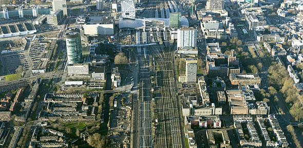 PHS Amsterdam–Eindhoven start in 2018