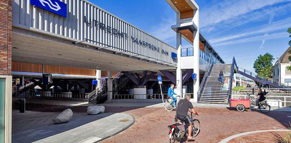 Utrecht Vaartsche Rijn ontlast Centraal
