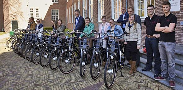 E-bike in strijd tegen spitsdrukte Valleilijn