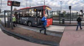 Syntus sleept concessie Almere binnen