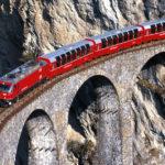 Benina Express. Foto: Rhaetische Bahn / Peter Donatsch.