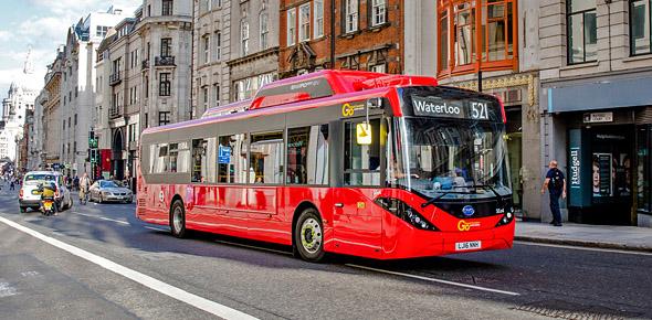 Grootste e-busvloot van Europa op de weg