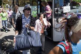 NS wil bussen op frituurvet laten rijden