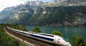 Stapsgewijs concurrerend Europees spoor