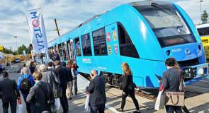 Alstom presenteert eerste waterstoftrein