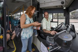 Provincies: bus kan niet cashless in 2018