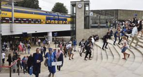 Vernieuwd station Harderwijk geopend