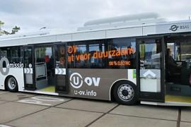 Utrecht bindt zich zeven jaar aan Ebusco