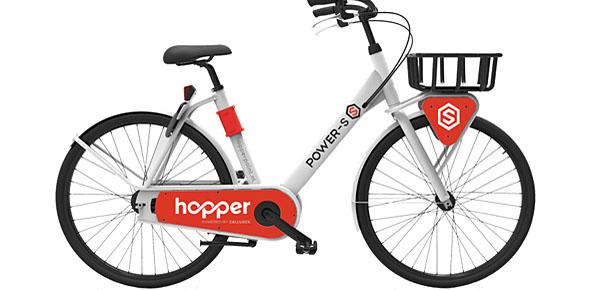 Overal een fiets huren met één account