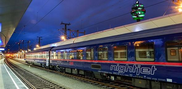 NS staat open voor nachttrein naar Nederland