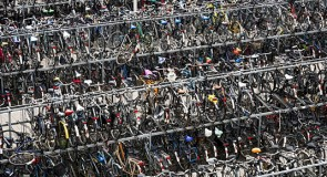 Open deelfietssysteem van start in Leiden