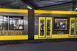 Utrecht bestelt 22 extra trams bij CAF