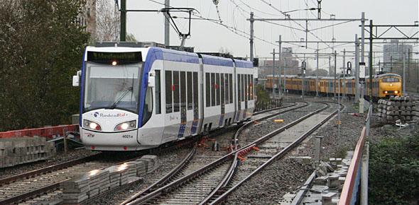 Metropoolregio's: extra geld voor light rail