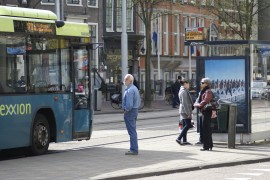 Eén BTM-ticket in Amsterdamse regio