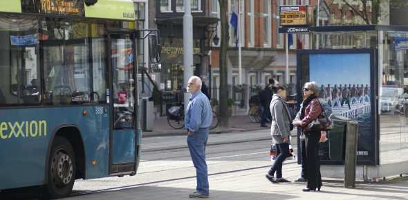 Eén BTM-ticket in Amsterdamse regio