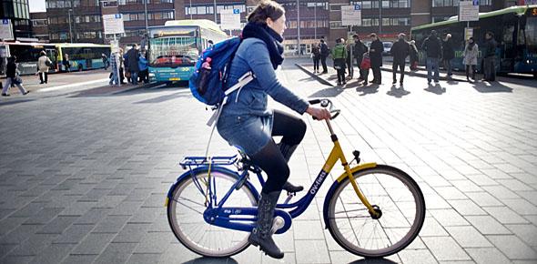 Abonnementsvrije OV-fiets 50 cent duurder