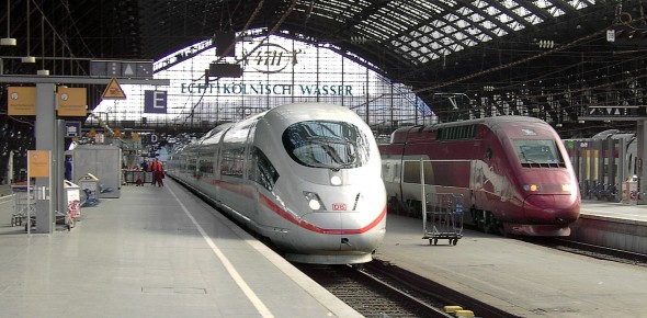 Europese spoorhervorming gaat traag