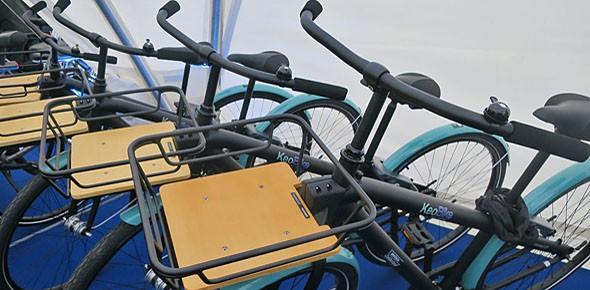 Syntus plaatst 340 fietsen bij 26 bushaltes