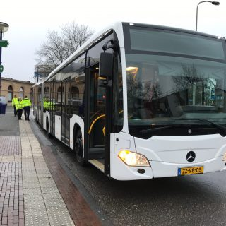 Zwolle overweegt extra lange gelede bus