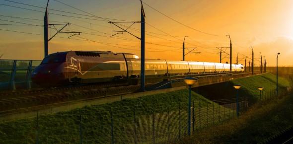 '12 verbindingen voor beter Europees spoor'