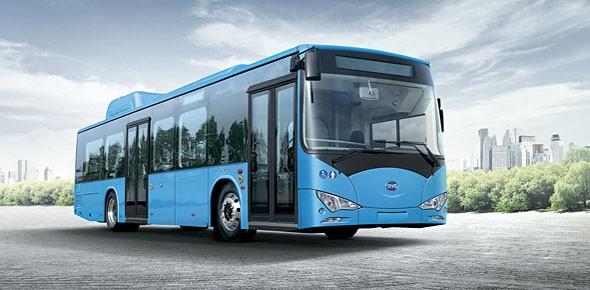 Ook Syntus bestelt e-bussen van BYD