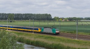 FMN vangt bot in procedure over HSL-Zuid