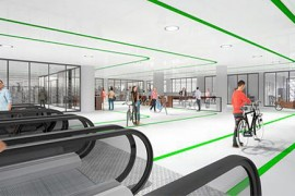 Bouw Haagse fietsenstalling gestart