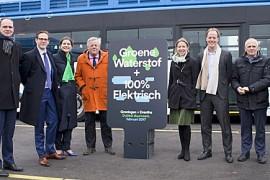 Groningen: waterstof- én batterijbussen