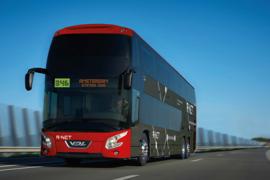AML: 100 e-bussen en 18 dubbeldekkers