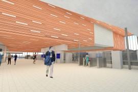 Rotterdam Alexander pas in 2019 klaar