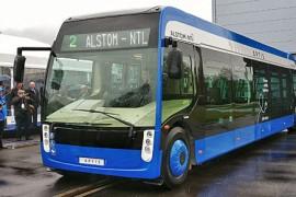 Alstom waagt zich op de busmarkt
