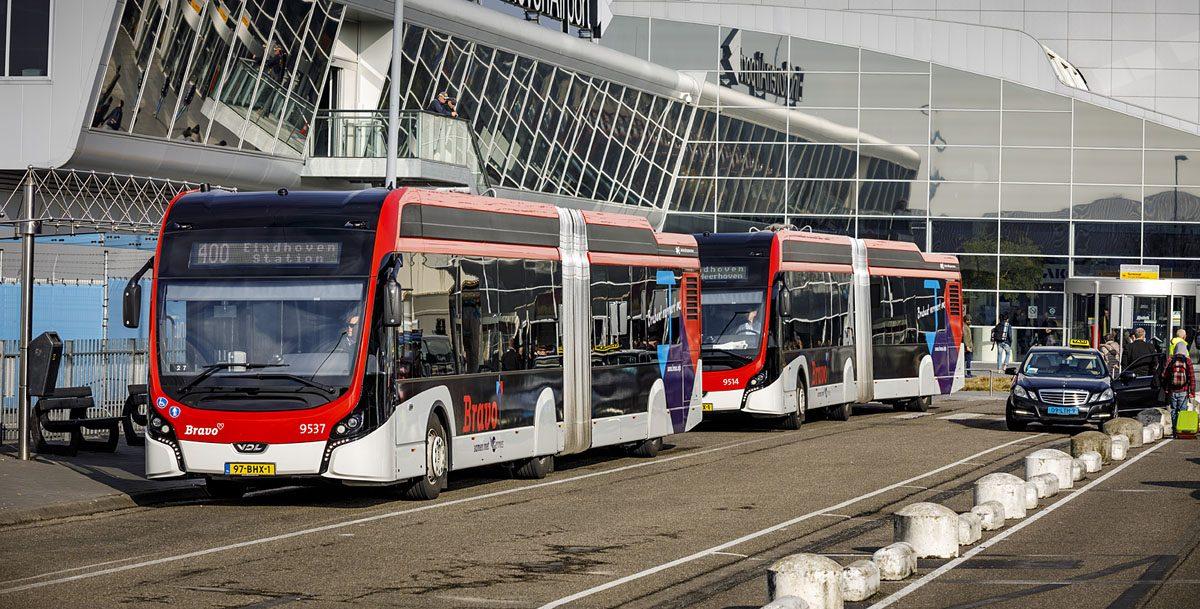 Grootste elektrische bussenvloot