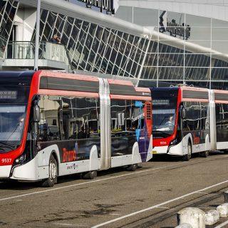'Elektrificatie leidt tot minder busvervoer'