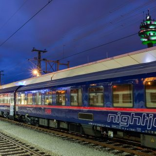 NS en ÖBB flirten over nachttrein A'dam