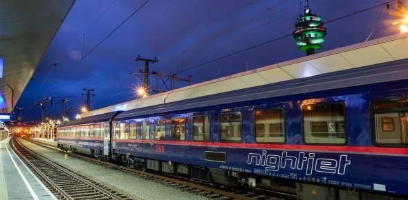 NS en ÖBB flirten over nachttrein A'dam