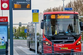 R-net Zuid-Holland breidt snel uit
