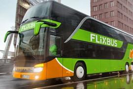 Schiphol opgenomen in FlixBus-net