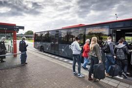 Stadsdiensten terug in reizigers-top-10