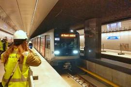 GVB bestelt 30 nieuwe metro's in Spanje