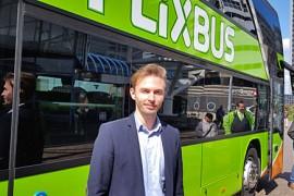 FlixBus: binnenlands belang is secundair