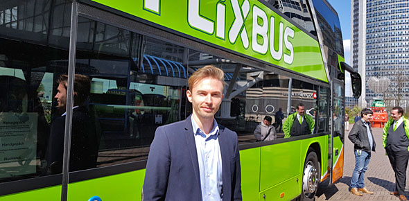 FlixBus: binnenlands belang is secundair