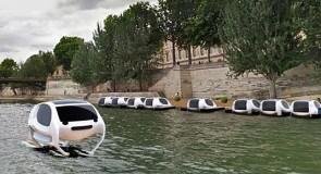 Watertaxi dreigt Parijs de rug toe te keren