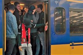 Minder klachten over volle treinen