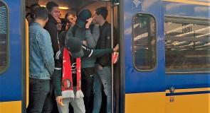Groei treingebruik door beter ov-netwerk
