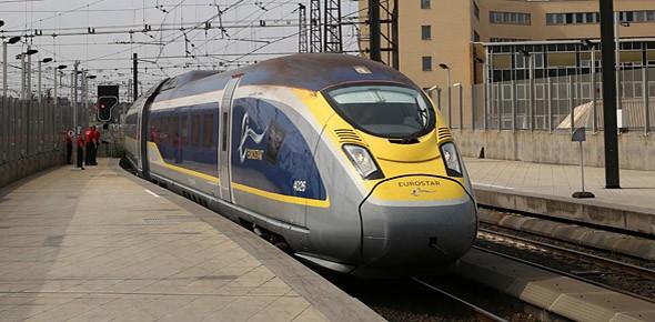 Eurostar laat Schiphol links liggen