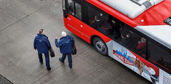 Nachtnet Bus trekt te weinig reizigers