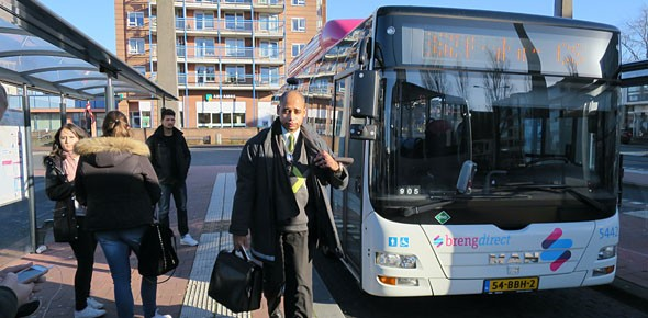 Arnhem wil betere buslijn met Wageningen