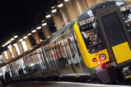 Abellio biedt op South Eastern Franchise