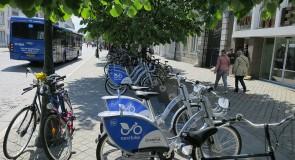 Deelfiets als aanvulling op ov in Dordrecht