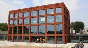 Railcenter: clubhuis voor de spoorsector